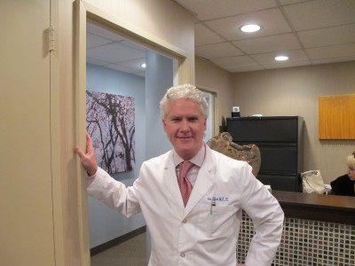 Dr. Jon Turk - I know i posted this, but he earned another shot. Plus he's cute!