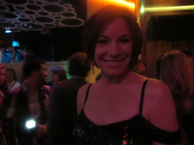 LuAnn looking great.