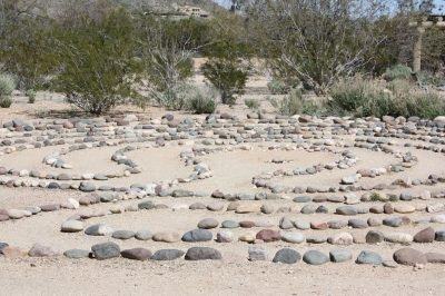 The Labyrinth Path