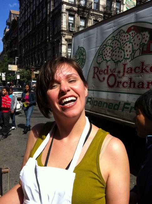 Historic Gastronomer Sarah Lohman