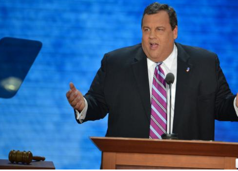 Fat Gov Christie.