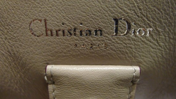 They have also brought back the old Christian Dior stamp.