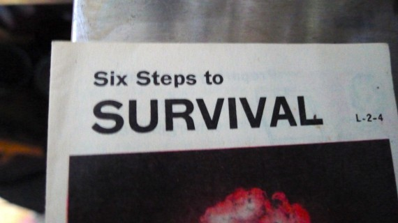 Some survival guides.