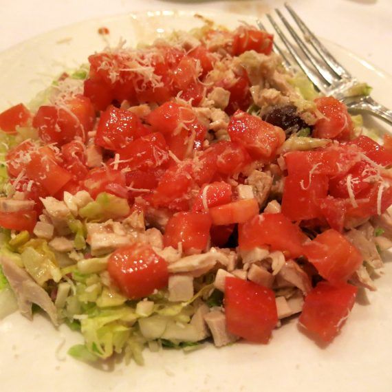 I swear this is the best salad.