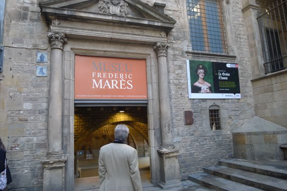 We were told we had to see this museum. It is the private collection of the Frederic Marres. Who died at 100 last year.