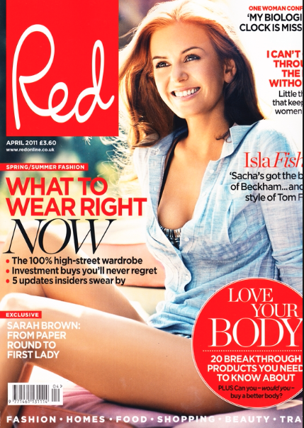 There is something really fun about getting a foreign magazine every month. RED out of the UK is a terrific magazine.  Give her something exotic each month with a subscription to RED.