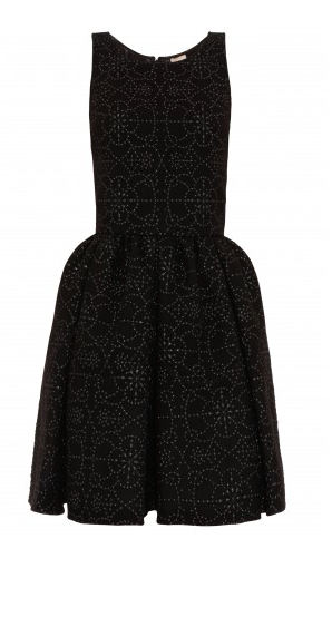 This is taking it up several notches. I am having a renewed love affair with all things Alaia. If you want to really LBD it for the one you love. Get her an Alaia black dress. She will wear it for the rest of her life. Unless she drinks too much black beer. Then she can sell it on ebay.