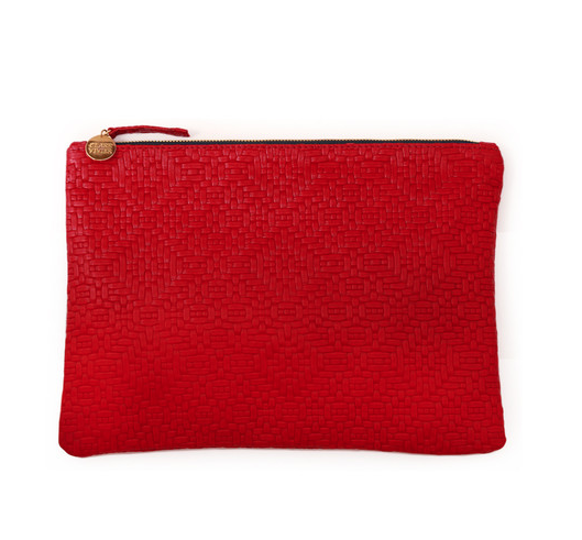 I love these. The little envelope with a hundred uses. My favorite are made my Claire Vivier. This is great to hold things in your bag and then when you travel it's a clutch. If I could have anything on this list it would be this.