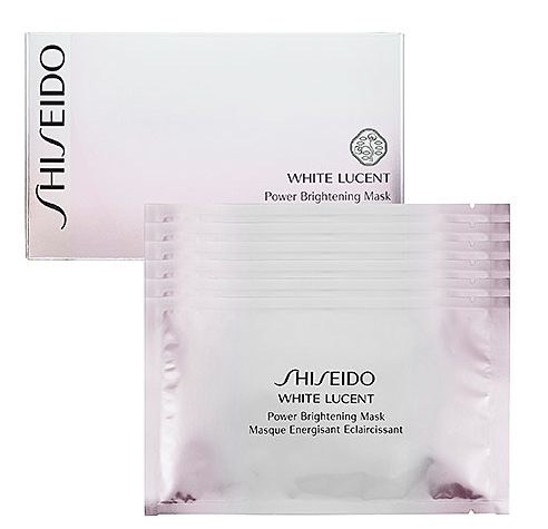 White Face Mask for those holiday mornings when you might not be looking your best1