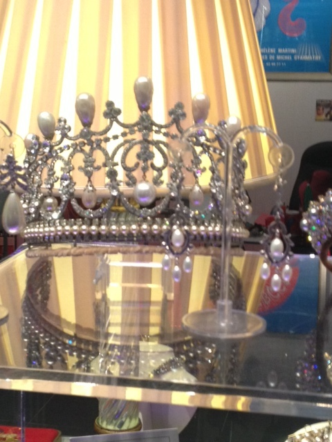 Crown from Downton Abby