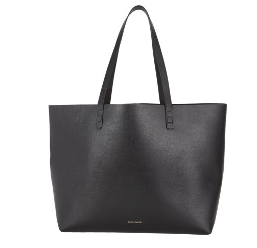 Mansur Gavriel the bags everyone wants but are hard to get. I ordered this months ago. Perfect for travel and every day.