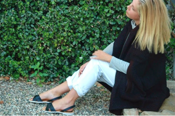 The paired down simple chic of Haley Carrere