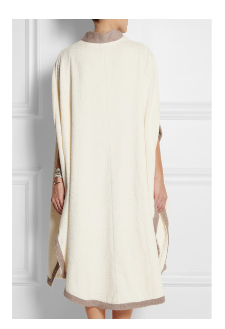 A version of the Lisa Marie Fernandez robe that we all got to take home after lunch.