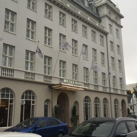 The Borg Hotel.