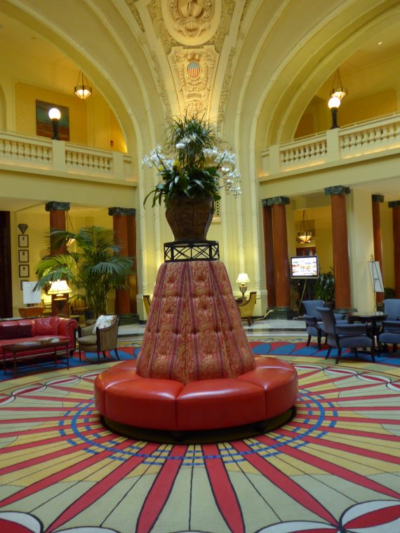 hotel lobby better - 1