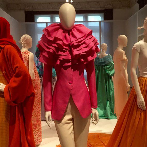 pink jacket - 1