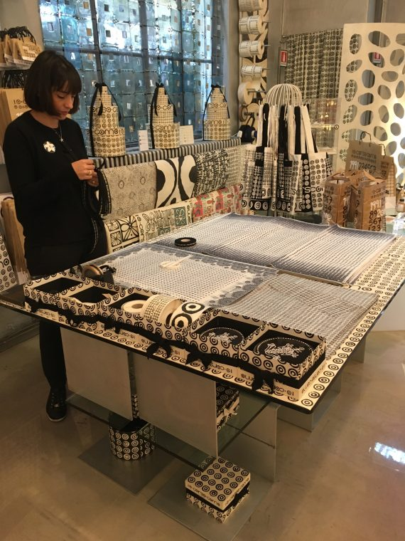 Wrapping Table 10 Corso Como