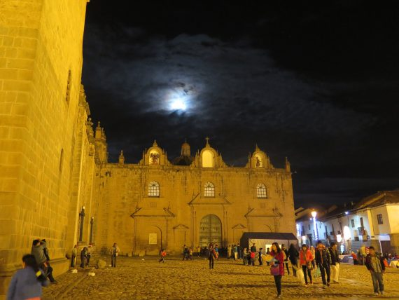 Cusco - such a magical city.