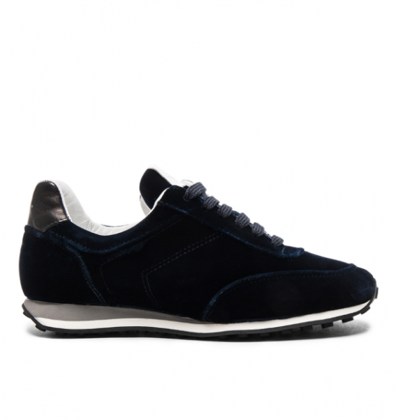 I think these would appeal to a lot of people. Rag and Bone velvet sneakers in my favorite color navy blue. Grab em while you can.